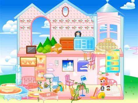 jeux de decoration de maison jeux de d 233 coration de fille