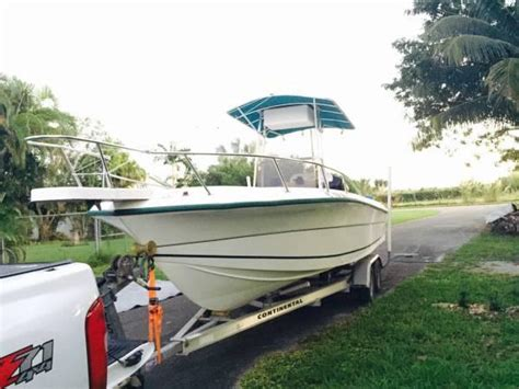 Center Console Boats For Sale In Miami by Angler 22 Center Console Boats For Sale In Miami Florida