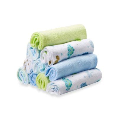buy blue washcloth  bed bath