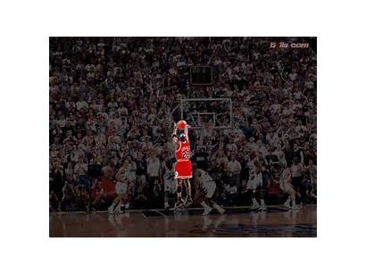 Jordan Michael Give Nba Shot Final Basketball