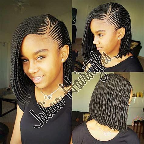 cute braided bob hair inspiration pinterest bobs