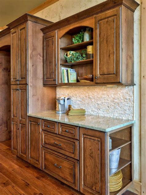 Hgtv Color Splash Living Room by Rustic Lodge Inspired Kitchen Heather Guss Hgtv