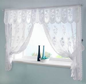 Modern bathroom window curtains ideas for Lace bathroom window curtains