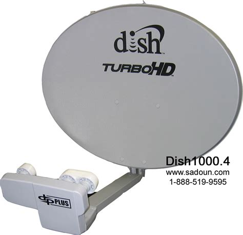 cuisine satellite dish dish 1000 4 dishpro plus