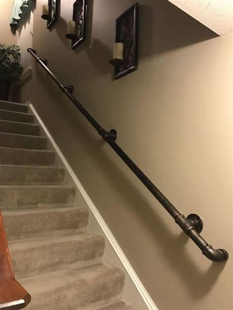 basement handrail ideas basement makeover basement