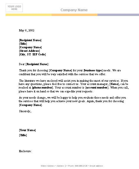 business letter template word  canhogoldenstarus