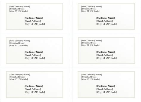 Template For Avery 5163 Labels by Compatible With Avery Label Template 5163