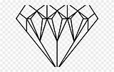 Coloring Clipart Diamond Diamonds Jewel Dantdm Tattoo Transparent Webstockreview Geometric Middle sketch template