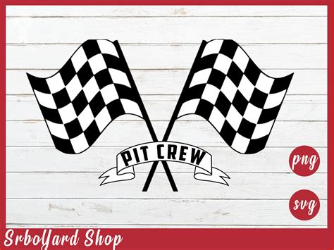 pit crew svg race flag svg pit crew svg pit crew