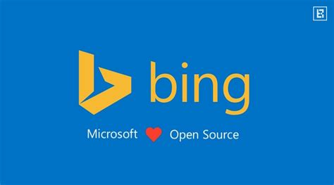 Microsoft Open Sources Major Components Of Bing Search