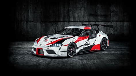 2018 Toyota Gr Supra Racing Concept 4k 3 Wallpaper