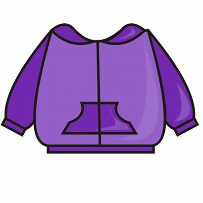 Jacket Coat Clipart Clip Winter Cartoon Coats