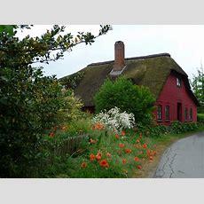 Kleines Häuschen Auf Fehmarn Foto & Bild Architektur
