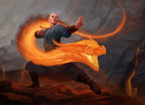 firespawn mystic  artofbeng  deviantart