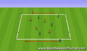 Football  Soccer  4 V 4 The Passing Game  Small