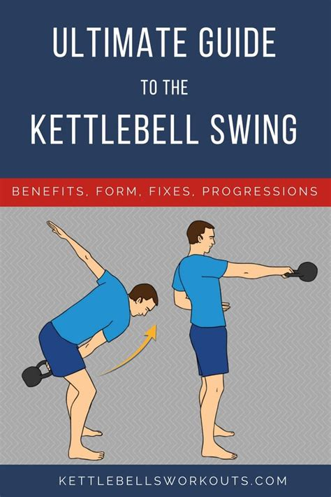 Kettlebell Swing Form by Ultimate Guide To The Kettlebell Swing Benefits Form