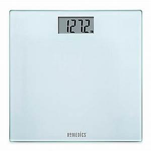 homedicsr glass digital bathroom scale in frosted white With bathroom scales at bed bath and beyond