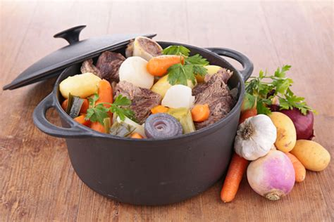 recipe traditional pot au feu