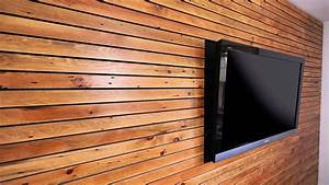 How, To, Make, A, Wood, Feature, Wall