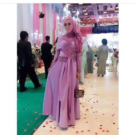 model baju gaun hijab terbaru  tutorial hijab terbaru