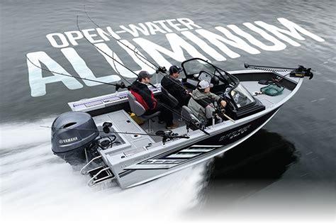 Best Aluminum Fishing Boat by 2017 Best Open Water Aluminum Fishing Boats Fish