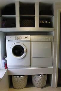 Bruit Machine à Laver : machine laver sur lev e pour moins de bruit cellier ~ Dailycaller-alerts.com Idées de Décoration