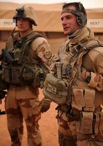 French soldiers operating in northern Mali. | soldier ...
