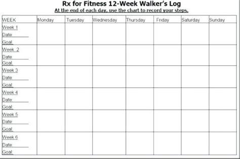 12 week year templates 12 week workout log template eoua
