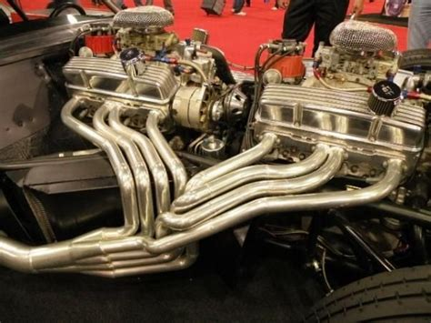 Custom Cars, Engine