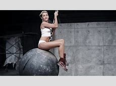 Miley Cyrus Wrecking Ball [ 1080p ] on Veehd