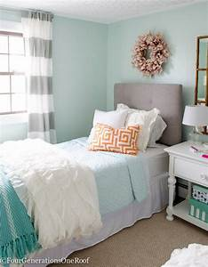 las 25 mejores ideas sobre habitaciones color aqua en With nice bedroom colors for girls