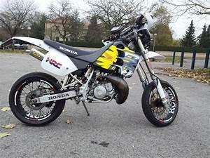 Honda 125 Crm : honda crm 125 supermotard occasion wroc awski informator ~ Melissatoandfro.com Idées de Décoration