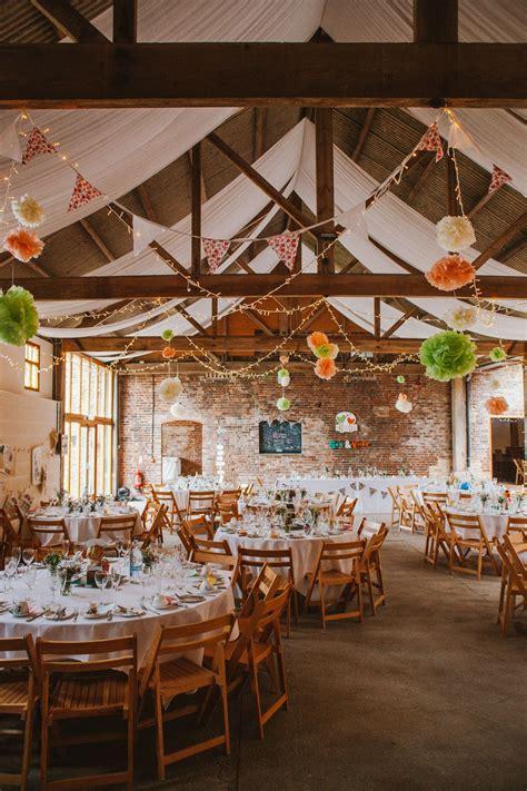 barmbyfield barns wedding festival wedding  york