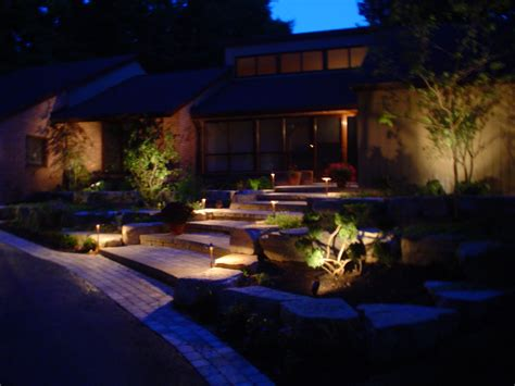 landscape lighting  voltage path lights spot dma
