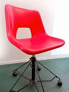 Chaise De Bureau Vintage : chaise de bureau niels gammelgaard ikea vintage brocnshop ~ Teatrodelosmanantiales.com Idées de Décoration