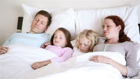 Family / Relaxing / Bed Hd Stock Video Footage Collection