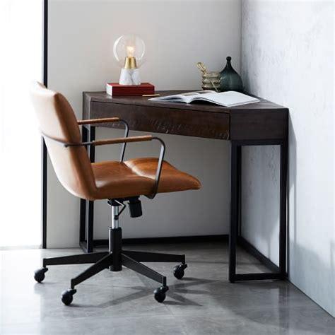 west elm industrial desk logan industrial corner desk west elm