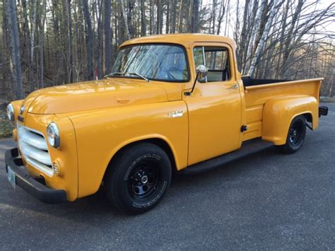 Classic 1956 Dodge Job Rated Pickup 12 Ton Restored
