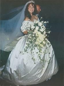 celebrity wedding dresses love them or hate them With mariah carey wedding dress