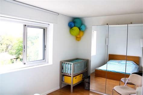 aménager chambre bébé dans chambre parents installer un coin bébé dans une chambre parentale visite