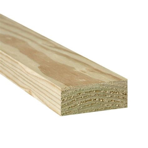 pressure treated deck boards home depot 4 in x 4 in x 12 ft prime 2 and better douglas fir