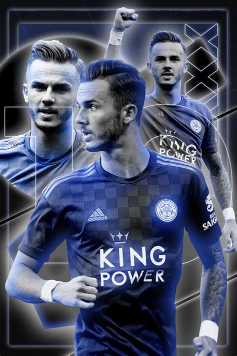 FOOTBALL POSTERS 2020 on Behance in 2020 | James maddison ...