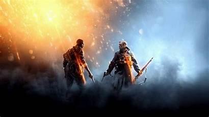 Battlefield Animated