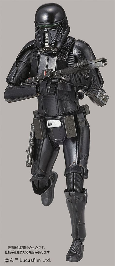 trooper death wars star bandai rogue plastic order starwars frontline hobby