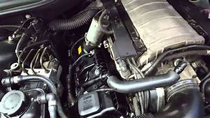 2004 Bmw 745i E62 Breather Pcv Engine Noise