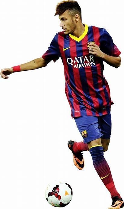 Neymar Fifa Jr Football Barcelona Player Transparent