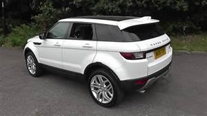 Land Rover Range Rover Evoque 2016 5my 5 Door Ed4 Se Tech