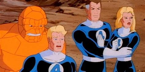 Marvel Making Fun Of The Fantastic Four Cartoon