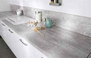 Plan De Travail De Cuisine : choisir le plan de travail de votre cuisine ~ Edinachiropracticcenter.com Idées de Décoration