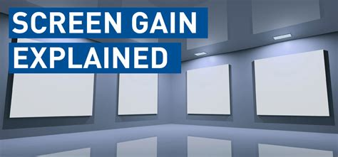 screen gain screen gain explained
